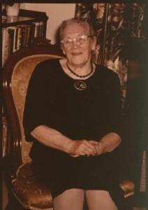 Gertrude St. John