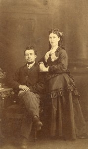 Harrison Thomas and Elizabeth Heal