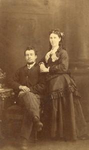 Harrison Thomas and Elizabeth Heal